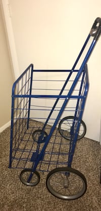 Adjustable Large Folding Multi Purpose Utility/Shopping Cart