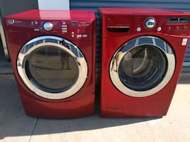 LG whaser and maytag dryer