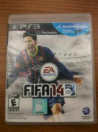 FIFA 14 PS3 Washington