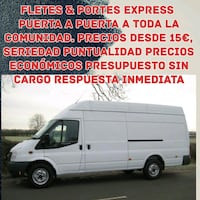Minivan Ford Tourneo Connect blanco Alicante, 03007