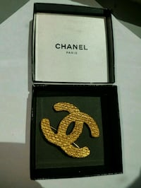 Authentic CHANEL BROOCH Los Angeles