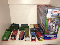 Thomas the Train and Friends sold as a set. Needs batteries    Abilene, 79606