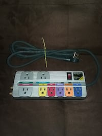 MONSTER POWER POWER CENTER SURGE PROTECTION Omaha