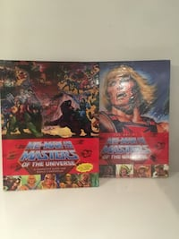 He-Man hardcover books Mississauga, L5B