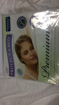 Premium mattress protector ,king and queen avail. Edmonton, T6M 2N6