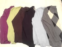9 Sweaters in all (3 not pictured) Hinesville, 31313