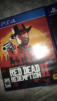 Ps4 red dead redemption 2 Sterling, 20164