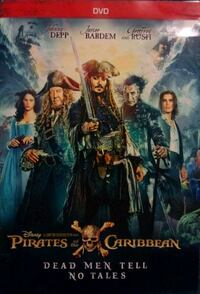 Pirates of the Caribbean-Dead men tell no tales Murray, 84107