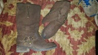 Report harness boots size 8