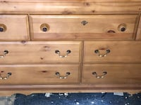 Brand new oak bedroom dresser  Rockville, 20851
