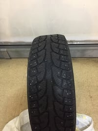Hankook I pike studded winter tires