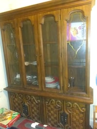 China cabinet  Washington, 20020