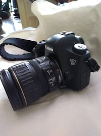 Used like new canon6D Los Angeles