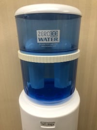 Water dispenser with Filter System