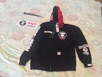 AAPES/PAC-MAN A BATHING APES-BRAND NEW-Large- with tags-with original bag-no trade-no negation