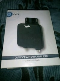 Outdoor Antenna Amplifier
