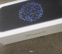 black iPhone 6 with box Hempstead, 11550