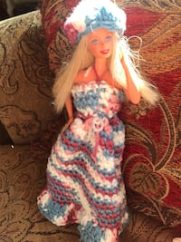 Barbie Dolls Dressed for any occasion All handmade outfits Hagerstown, 21740