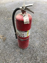 10 and 20 lb fire extinguishers Harpers Ferry, 25425