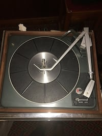 RARE Garrard Model 50 Record Player