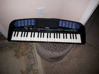 black and white electronic keyboard Mississauga, L5M 6L4