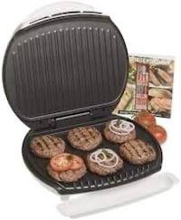 George Foreman GR36CB Jumbo Size Plus Indoor Grill Silver Spring, 20902
