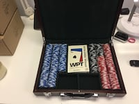 World Poker Tour Poker Chips