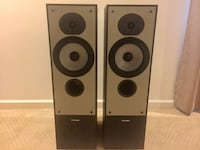 Paradigm 5seMk3 speakers Silver Spring