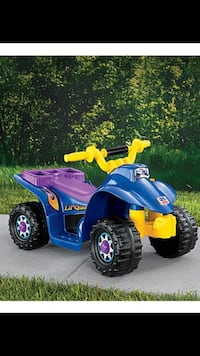 Power Wheels Quad Runners Huber Heights, 45424
