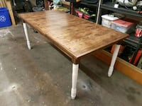 Dining table solid oak Cambridge, N1R 3W5