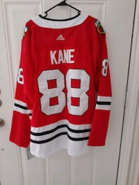 NWT Chicago Blackhawks Kane jersey ($5 off if pick Garland, 75043
