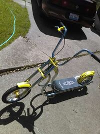 Schwinn Stingray Scooter Chopper Style