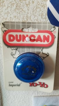 Duncan blue Yo-Yo toy
