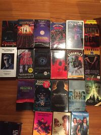 Tons of vhs Newmarket, L3Y 8T3