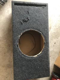 12 inch subwoofer box Toronto, M1K 3A5