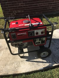 Red and black portable generator welder Carencro, 70507