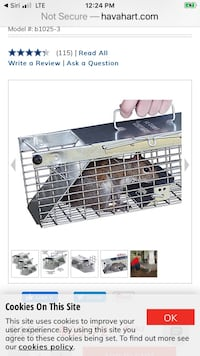 Have-A-Heart cage traps