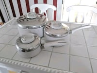 JC Penney Galaxy Home Cookware 6-piece set Florence