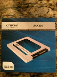 Crucial solid state drive Ooltewah, 37363