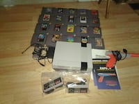 Nintendo entertainment system with 20 games Rochelle, 61068
