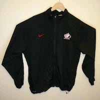 LIKE NEW: NIKE DRI FIT black team canada hockey ja Edmonton, T6X 1G7