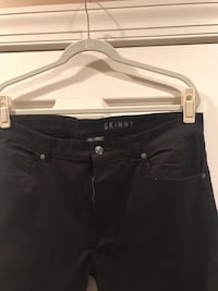 H&M Divided Men's Skinny Black Jeans Size 36 Aldie, 20105