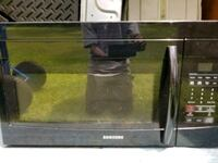 black and gray microwave oven Fayetteville, 28314