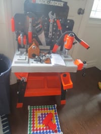 Black and Decker Toy Tool bench & tools New York, 11375
