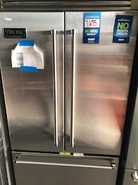 stainless steel french door refrigerator Paramount, 90723