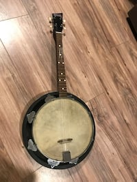 1957 Egmond tenor banjo Ingleside, 60041