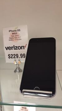 Verizon iPhone 6S 64gb Gainesville, 32608