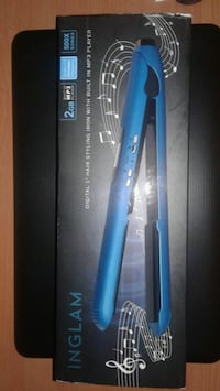 New  Hair Styling Iron