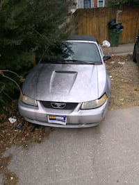1999 Ford Mustang Standard