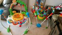 baby's yellow jungle saucer jumperoo Aldie, 20105